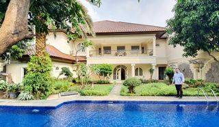 Rumah Cantik Siap Huni Kemang Area