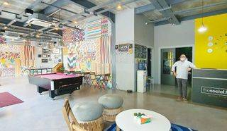 Public House at Kemang Barat, Hostel and Coworking space,