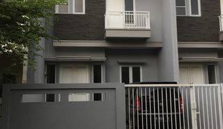 Dijual rumah baru siap huni di taman alfa indah, pesanggrahan 6X26 kavling belakang miring