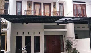 Rumah Cluster di Kecapi Jagakarsa Jakarta Selatan