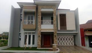 Rumah mewah ditengah kota Jakarta