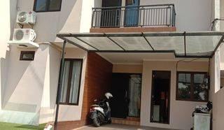 RUMAH SIAP HUNI INTAN TOWN HOUSE, CILANDAK JAKARTA SELATAN