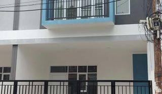 rumah baru di kelapa gading bcs harga murah brand new