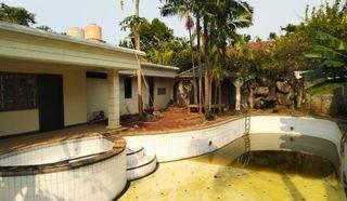 Rumah Hitung Tanah di Jln. Lebak Bulus, Cilandak Barat Jakarta Selatan