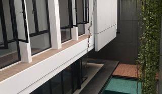 Brand New House Design Modern Industrial, Pondok Indah