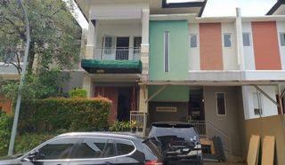 Rumah di Townhouse Khafi View Residence Jagakarsa Jakarta Selatan