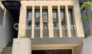 rumah Kemang Puri mutiara Residence luas144m2 Jakarta selatan