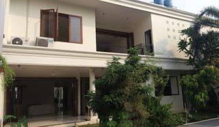 Rumah Keren, Lingkungan Elit, Mewah, Jarang Ada