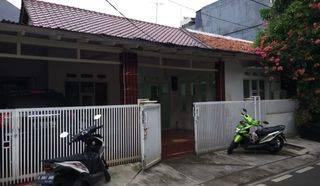 Rumah Benhil, dekat ke Pusat CBD Sudirman