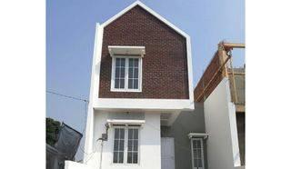 Rumah Modern dan Scandinavia di Cilame Cimahi Kabupaten Bandung Barat