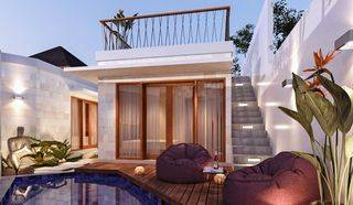 2 Bedrooms Freehold Villa with Rooftop in Canggu