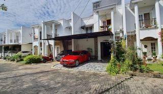Townhouse Aselih, Jagakarsa, hanya 5 menit menuju pintu Toll