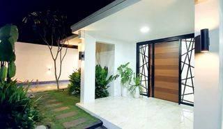 Rumah Modern Minimalist di Jalan Rawa Kopi, Andara, Jakarta Selatan