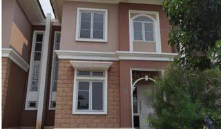 Rumah 2 Lantai Siap Huni Di Trimezia Gading Serpong (WND)
