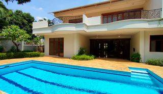 Rumah Kemang Tanah 700 Swimming Pool Harga Bagus Masih Nego