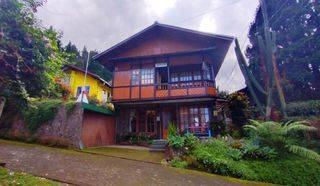 Murah Bagus Villa Istana Bunga Furnished Lembang Bandung