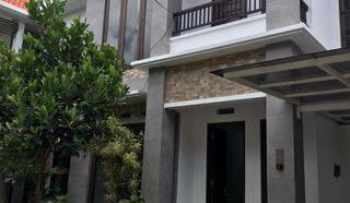 Rumah minimalis di Cok Trisna