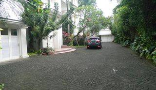Beautiful Small Compound of 3 Houses Located in Pejaten Barat Connected To Kemang