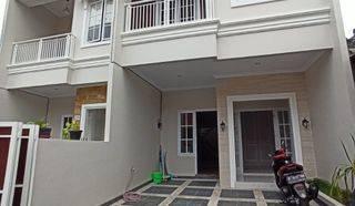 Rumah Siap Huni dkt akses tol desari di Jagakarsa Jakarta Selatan