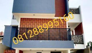 Rumah mewah dalam cluster di Jagakarsa Jakarta Selatan