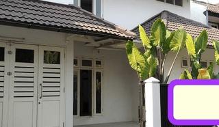rumah second terawat di Kemang Jakarta Selatan(HR)