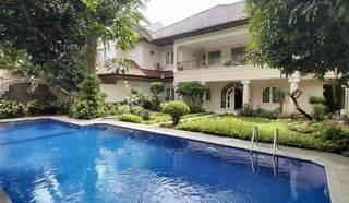 Rumah Mewah Tanah Luas Kemang Timur Jakarta Selatan