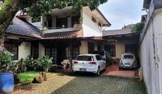 Rumah di Komplek Bangdes Pasar Minggu Luas 461m