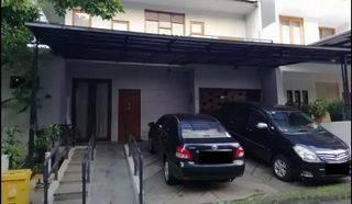 Rumah 2 Lantai Dalam Town House Fatmawati Cilandak Jakarta Selatan