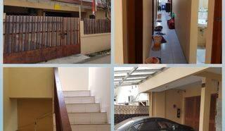 Rumah 2 Lantai Cocok Untuk Kost an Daerah Jakarta Selatan Keren (wan)