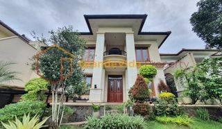 CILANDAK - RUMAH MEWAH GAYA VILA DI BALI, DALAM TOWNHOUSE, PRIVATE POOL