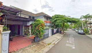 Pondok indah rumah tua 4 kamar 2 lantai rapih siap huni tanah luas kebayoran jakarta selatan W50120