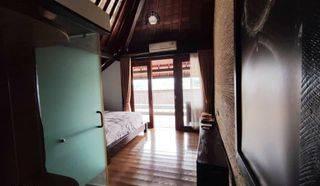 Rumah full furnish dan kolam reang di selatan jakarta, tebet