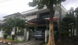 Rumah Di Taman Gandaria Jakarta Selatan Semi Furnished Lokasi Strategis