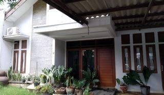 Turun Harga, BU!! Rumah Bagus Minimalis dlm Komplek Kawaluyaan Indah