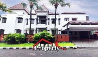 Rumah Megah Super Premium Dalam Komplek Elit Di Kawasan Margonda Depok