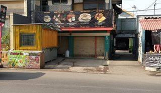 Ruko Murah lokasi Strategis di jalan utama Caringin dekat Kopo