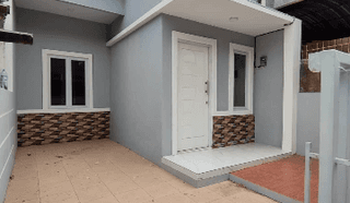 Rumah Baru Cantik Minimalis di Harapan Indah