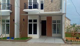 Rumah Cantik 2 lantai