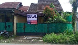 rumah dekat  Lanud Atang Sanjaya