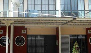 09/04 Rumah Green Lake City Cluster East Asia Ukuran 4x12