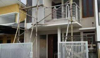 Turun Harga, BU!! Rumah Lux Baru Minimalis 2Lt area Cisaranten Kulon, Arcamanik