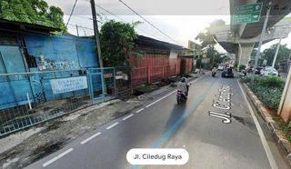 Harga Murah, Lokasi Di jalan raya Ciledug Jakarta Selatan. Harga Permeter hanya 20jt