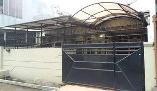 Rumah Sunter Harga Murah luas 128 m2, hadap utara masih bisa huni harga masih bisa nego