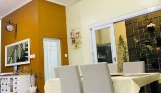 Turun Harga Rumah Lux Plus Furnish di Sekelimus Soekarno Hatta Buah batu