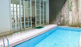 Brand new compound house in Kemang, 269sqm 4BR with Private pool, Ready to move in!