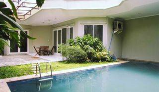 Cozy Compound house in Cipete, Private environment - 600sqm 5 BR with Pool and Backyard, Ready to move in!