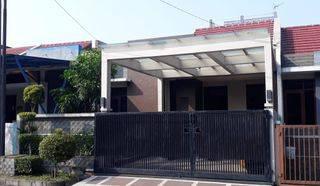 Rumah Komplek Puridago Mas Antapani Bandung