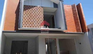 Rumah baru di cluster nempel Bintaro Jaya