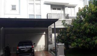 Rumah Mewah siap huni di Aquamarine PHG Gading Serpong Tangerang