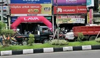Ruko Antapani Mainroad Terusan Jalan Jakarta